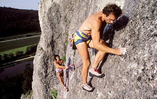 Remembering Kurt Albert, German climbing legend and father of the redpoint