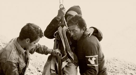 Soccorso alpino, piccola storia cortinese per ricordare da dove veniamo