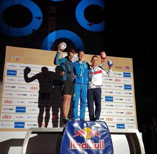Ludovico Fossali Campione del Mondo Speed!