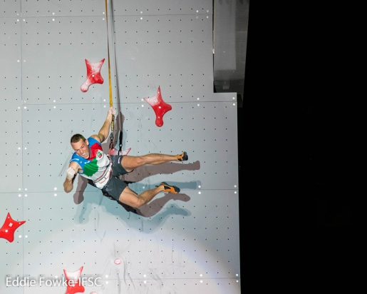 First qualifiers for Sport Climbing Olympic Games at Tokyo 2020