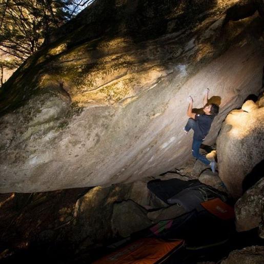 Climbing videos: Tomoa Narasaki Decided, Ryuichi Murai United, Giuliano Cameroni Legacy