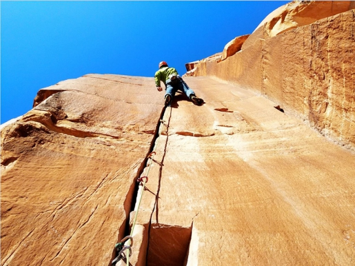 Moab Utah tour arrampicata 2019