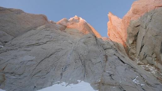 Cerro Torre East Face, 2019 Matteo Della Bordella and Matteo Pasquetto attempt