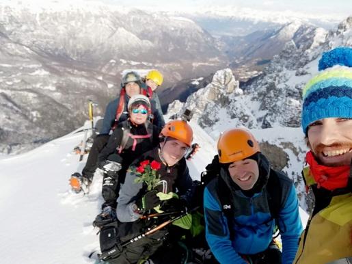 La Fibrosi Cistica e l'alpinismo di Gabriel Zeni