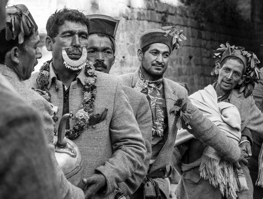 Esorcisti himalayani, la mostra di Emanuele Confortin a Vicenza
