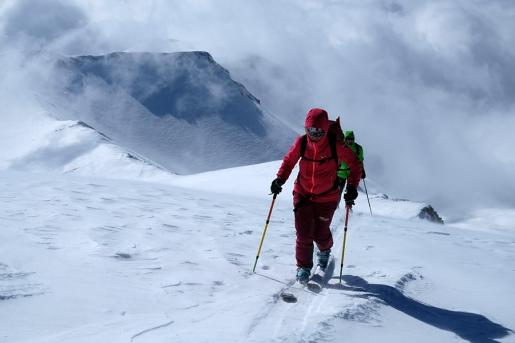 Alla ricerca degli antichi dei: scialpinismo sul Monte Olimpo e Cima Skolio