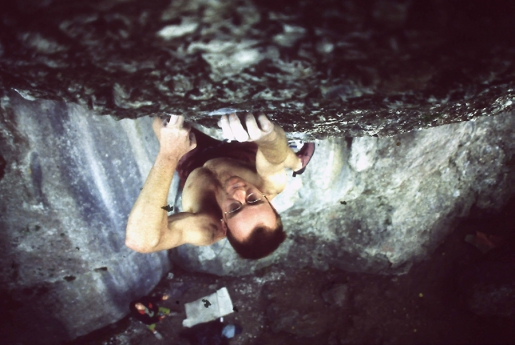 Iker Pou, my ascent of Action Directe in Frankenjura 20 years ago
