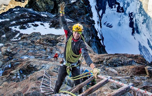 Matterhorn guides raise over €14,000 with charity sale of historic Échelle Jordan ladder