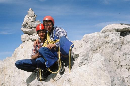 Le Dolomiti dei fratelli Miroslav e Michal Coubal
