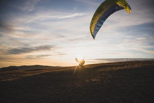 Hike & Fly with Angela Bonato, Giovanni Spitale