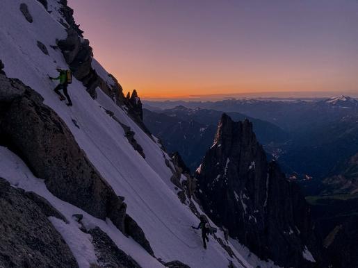 Pilone Centrale del Frêney: ripercorrendo la storia dell'alpinismo sul Monte Bianco