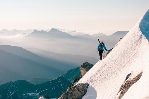 Aurai, l'avventura invernale di Peter Moser sulla catena del Lagorai - Cima d'Asta
