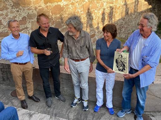 Heinz Mariacher, mountaineering, freedom and the Paul Preuss Award