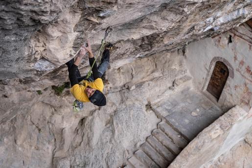 Stefano Ghisolfi establishes Erebor, at 9b/+ the hardest climb in Italy