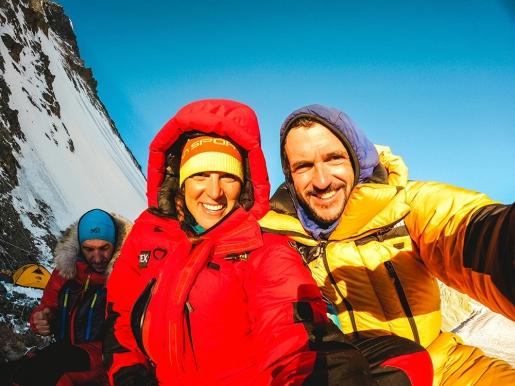Tamara Lunger continua la spedizione al K2 in inverno
