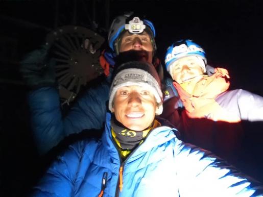 Matterhorn Bonatti route repeated by Matteo Della Bordella, François Cazzanelli, Francesco Ratti