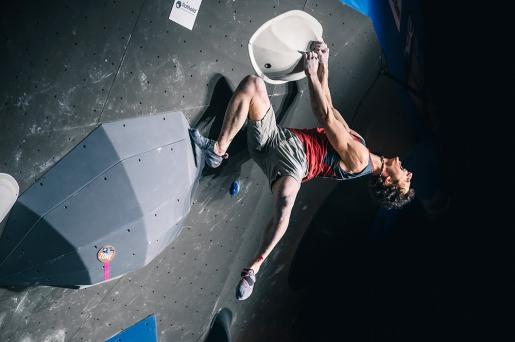Janja Garnbret, Adam Ondra win Bouldering World Cup opener in Meiringen