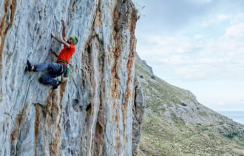 Traumi acuti del ginocchio in arrampicata sportiva e boulder