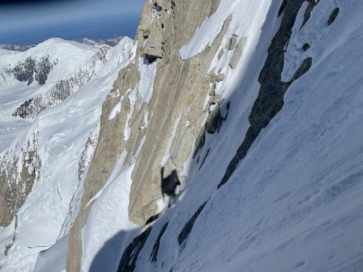 Chantel Astorga interview after Cassin Ridge solo on Denali in Alaska