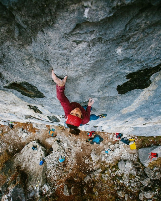 Climbing access at risk at Lorüns, the premier crag in Vorarlberg, Austria