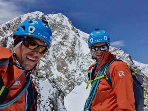 Nicola Castagna, Gabriel Perenzoni complete the 82 x 4000m peaks of the Alps in 80 days