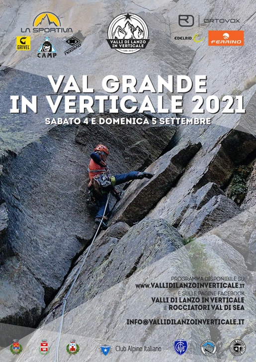 Val Grande in Verticale, il meeting nel Vallone di Sea e in Val Grande di Lanzo