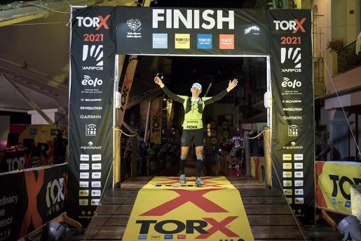 Franco Collé vince il TOR330 del Tor de Geants con un nuovo record della gara