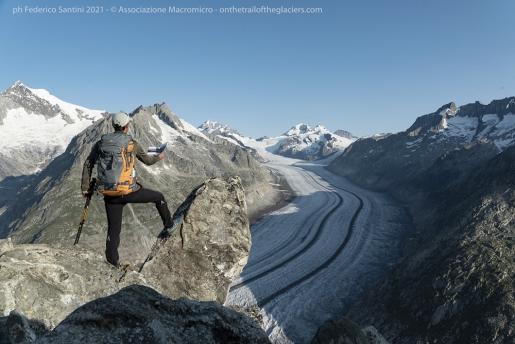 Sulle tracce dei ghiacciai: Gorner e Aletsch, l'antica grandeur non c'è più