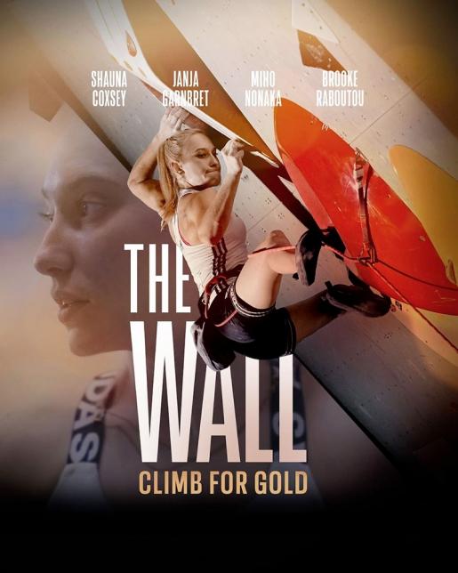 The Wall - Climb for Gold con Janja Garnbret, Shauna Coxsey, Brooke Raboutou e Miho Nonaka