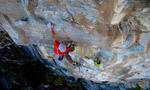 David Lama, more multi-pitches on Loferer Alm and Tessin