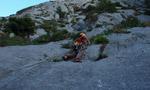 I sogni di 1 fratello, nuova via sulla Rocca Ramusa in Sicilia