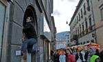 Sondrio Street Climbing 2011, il report