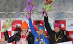 Ice Climbing World Cup 2012: Angelika Rainer and Maxime Tomilov win in Korea