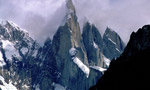 Cerro Torre, Kennedy and Kruk and the Compressor route by fair means