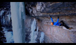 Sam Elias and the mixed climbing in Vail