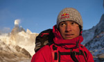 David Lama talks about the first free ascent of the Compressor Route on Cerro Torre