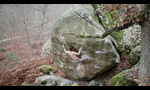 Adam Ondra, the video of Gecko Assis at Fontainebleau