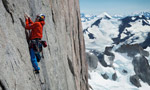 David Lama - interview after the Compressor Route on Cerro Torre