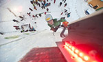Ice Climbing World Cup 2012: Markus Bendler wins in Busteni, Maxim Tomilov wins the 2012 World Cup