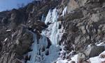 Vallone di Sea... cascate di ghiaccio in Piemonte