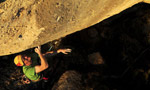 Iker Pou, new routes at Margalef and Ilarduia