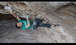 Le Reve, nuovo 9a/a+ per Jonathan Siegrist a Arrow Canyon