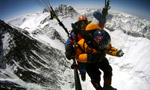 National Geographic Adventurer of the Year 2012 to Lakpa Tsheri Sherpa and Sano Babu Sunuwar