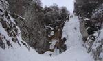 Nuove vie di ghiaccio e misto in Molise e Campania per Quaranta e D'Alessio