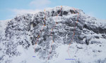 New routes in Russia's Khibini mountain range