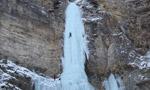 Val Porsiglia e Val Longa, nuove cascate du ghiaccio in Trentino