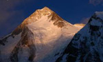 Gasherbrum I, historic Polish first winter ascent and drama for Göschl, Hussain and Hahlen
