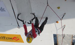 Ice Climbing World Cup 2012, il video di Kirov