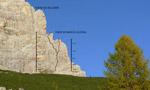 Monte Pelmo, due vie di arrampicata per Paolo Michielini