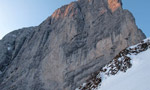 Presolana, first winter ascents of Via Paco and Via Bosio